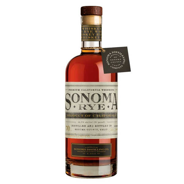 Whisky Sonoma Rye – 46.5%