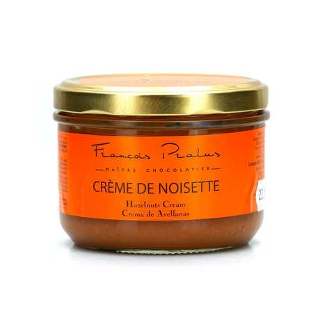 Chocolats François Pralus - Crème de noisette en tube - Pralus