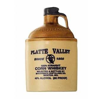 Platte Valley - Platte Valley Corn whiskey  40%