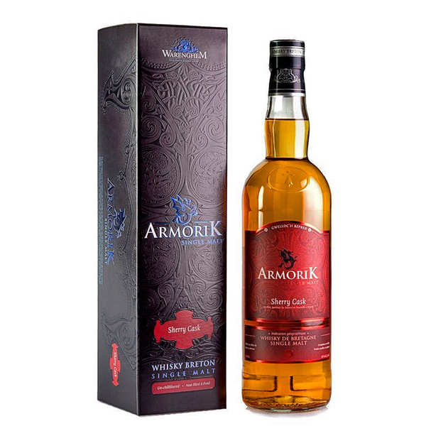 Whisky Armorik 2002 13 years - 55.5%