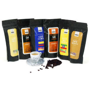 BienManger paniers garnis - Coffees of the World