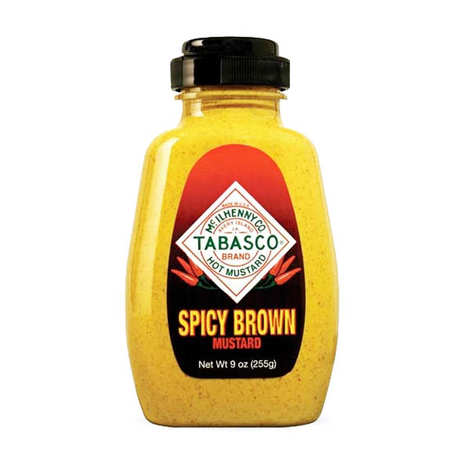 Mc Ilhenny - Tabasco brand - Moutarde épicée au tabasco