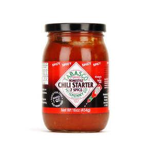 Mc Ilhenny - Tabasco brand - Sauce tabasco chili starter