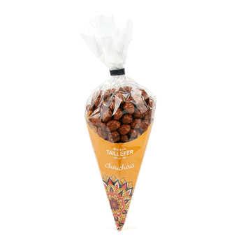 Maison Taillefer - Cornet de chouchous (cacahuètes caramélisées)