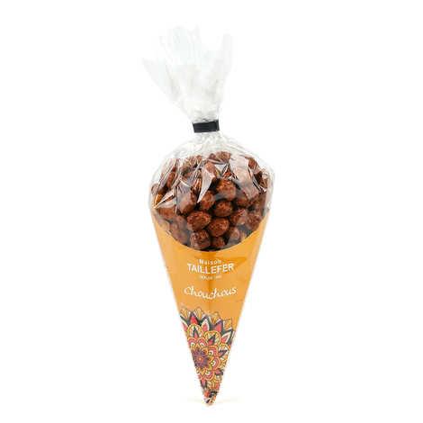 Maison Taillefer - Chouchou Cone Caramelized Peanuts