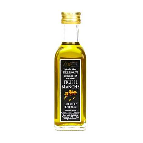 Giuliano Tartufi - Il Tartufato - culinary speciality with olive oil and white truffle