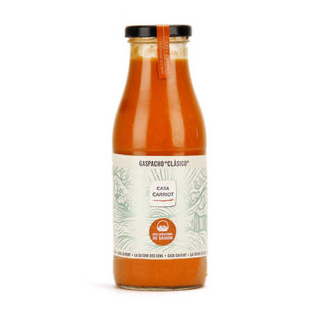 Casa Carriot - Tomatoes Gazpacho