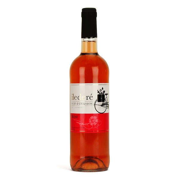Soif d'Evasion rosé de l'Île de Ré - 13%
