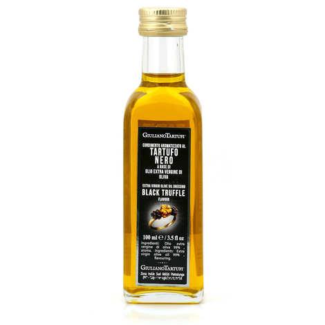 Giuliano Tartufi - Il Tartufato - spécialité culinaire à base d'huile d'olive et de truffe noire