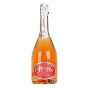 """Vignerons de l'Île de Ré - Rosé """"Trousse chemise"""" Sparkling wine - 12%"""