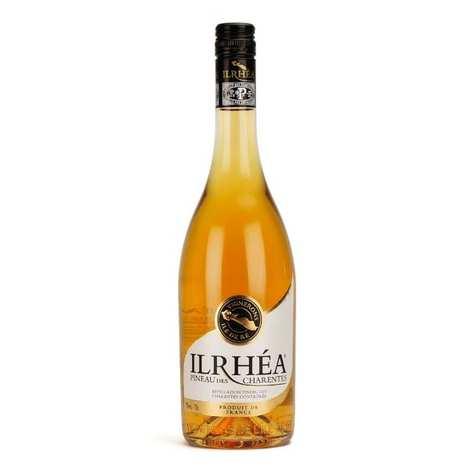 """Vignerons de l'Île de Ré - Pineau blanc des Charentes """"Ilrhéa"""" - 17%"""
