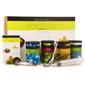 Texturas Ferran Adria - Kit de cuisine moléculaire Texturas