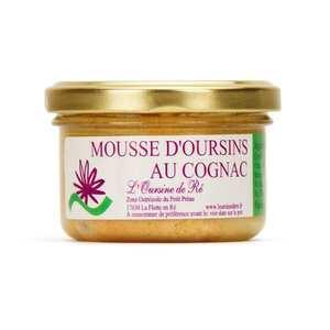 L'oursine de Ré - Urchin Mousse with Cognac - Île de Ré