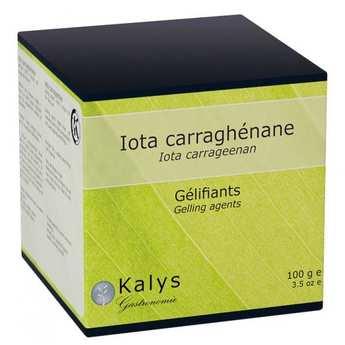 Kalys Gastronomie - Iota Carrageenan - Vegetable Setting Agent