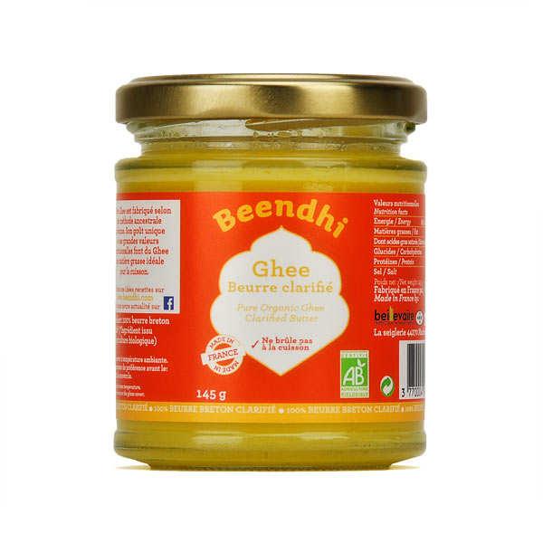 Ghee bio – beurre clarifié à l'indienne