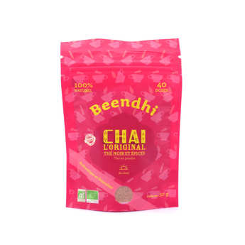 Beendhi - Organic Original Chai - Black Tea with Spices