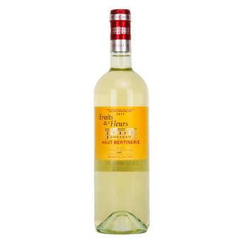 Vignoble Bertinerie - Château Haut Bertinerie Blaye Côtes de Bordeaux Fruits et Fleurs White Wine - 13.5%