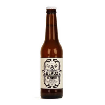 Brasserie Sulauze - Organic White beer brewery Sulauze 5.5%