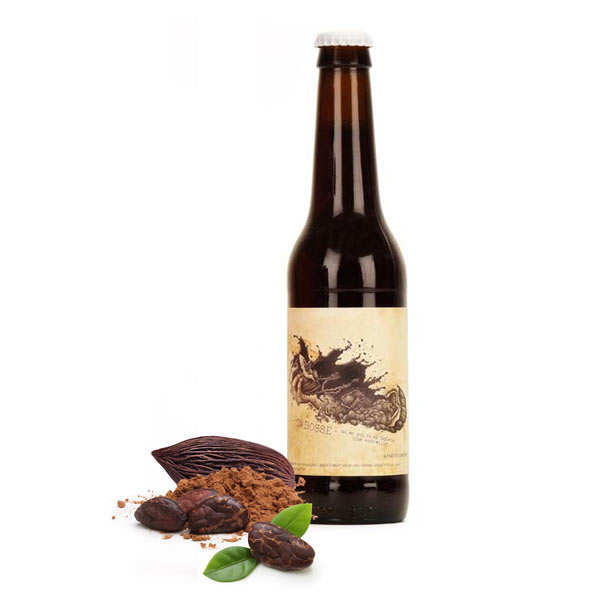 Organic Cabosse Sulauze beer brewery 5%