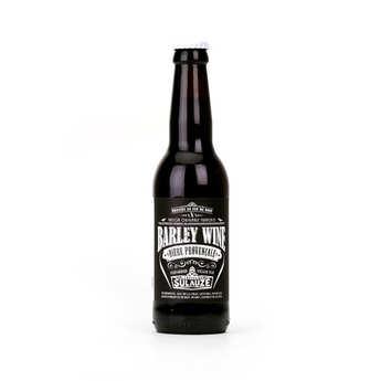 Brasserie Sulauze - Barley Wine beer brewery Sulauze 9.5%