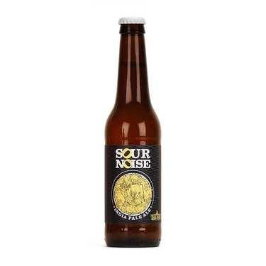 Sour Noise bière IPA bio brasserie Sulauze 5%