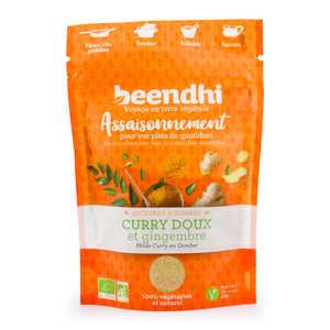 Beendhi - Bouillon bio authentique tomate et épices