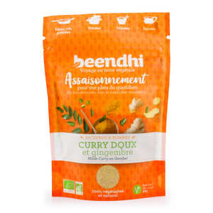 Beendhi - Organic Indian Bouillon - Tomatoes and Spices