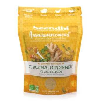 Beendhi - Organic Tonic Broth, Turmeric and Ginger