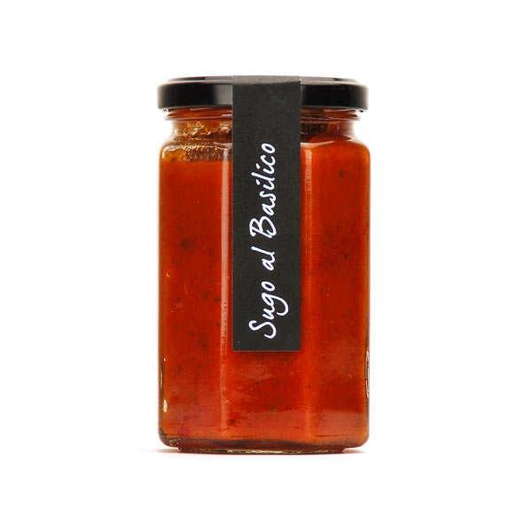 Sugo al Basilico – Sauce tomate au basilic