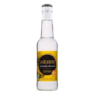 Organic Lemonade Gentian Brasserie d' Olt