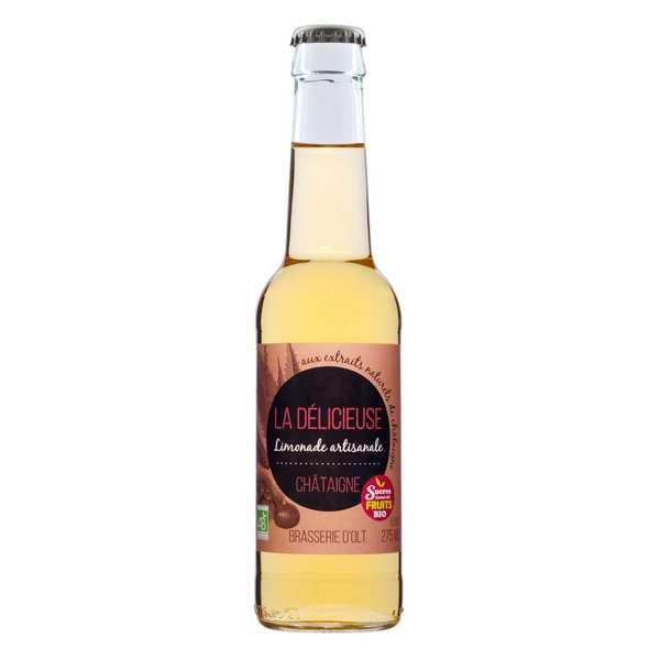 Lemonade Chestnut Brasserie d' Olt