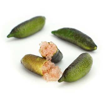 - Citrons Caviar frais