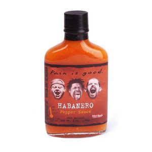 Original Juan - Sauce piquante forte Habanero