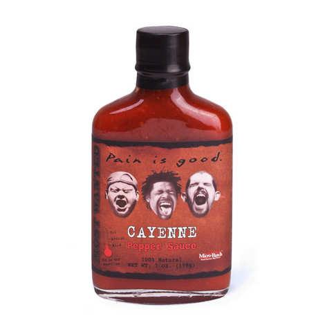 Original Juan - Soft Cayenne Hot Sauce