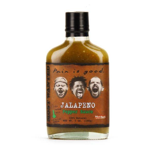 Sauce piquante medium Jalapeno