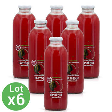 Pure organic watermelon juice 5+1 free