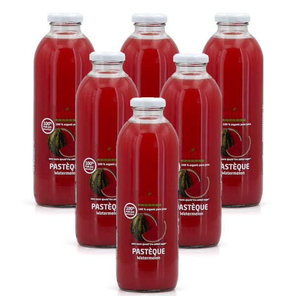 Pure organic watermelon juice 5+1 free
