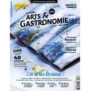 Art et gastronomie - French magazine about cuisine - Art et gastronomie n°16