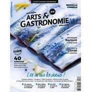 Art et gastronomie - French magazine about cuisine - Art et gastronomie n°16