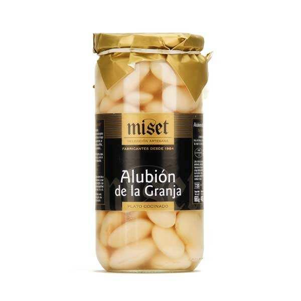 Judion de la Granja - Cooked White Bean