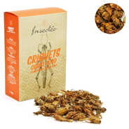 Insecteo - Locusts with Coconut and Curry