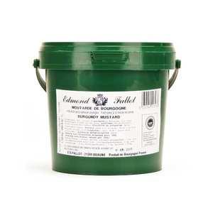 Fallot - Moutarde de Bourgogne IGP - le seau de 1.1kg