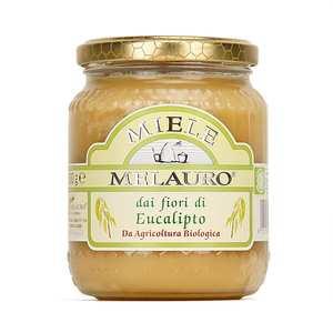 Melauro - Miel bio d'eucalyptus de Sicile