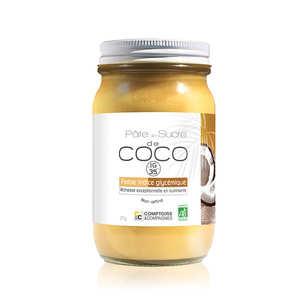 Comptoirs et Compagnies - Pâte de sucre de coco biologique