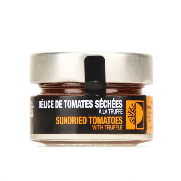 Délice de tomates séchées à la truffe