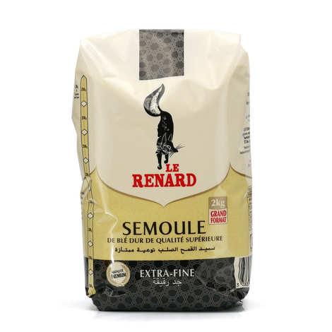 Le Renard - Semolina extra fine top quality