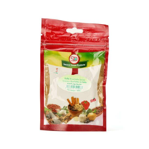 Spice Mix for Kefta