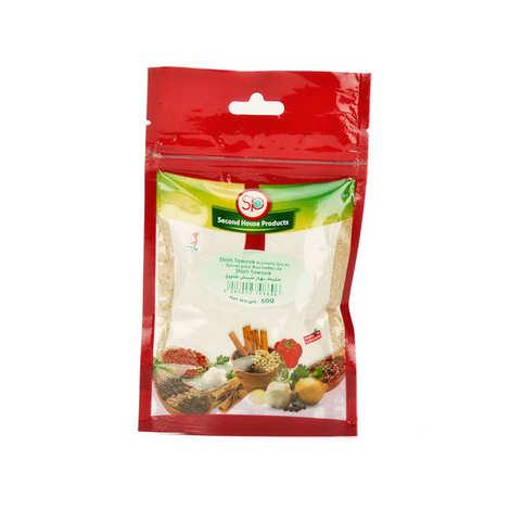 Second House - Mélange d'épices pour un poulet au barbecue Chich Taouk