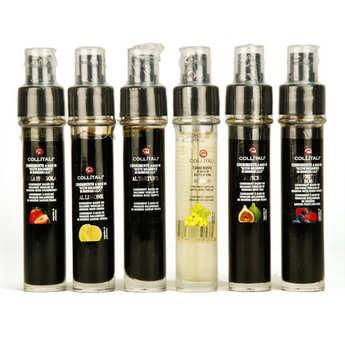 La Collina Toscana - Recharge, vaporisateur vinaigre balsamique italien (plusieurs aromatisations)