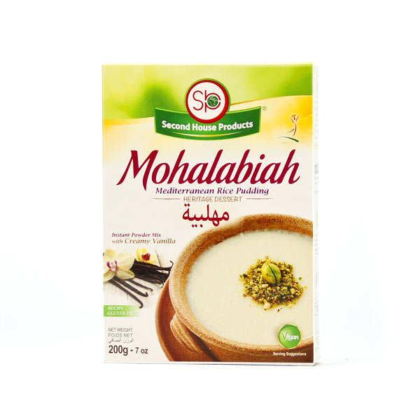 Préparation pour entremet libanais Mhalabia